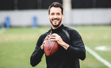 Roman Bürki bei den Carolina Panthers