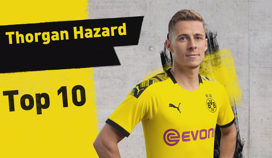 Top 10 – Thorgan Hazard