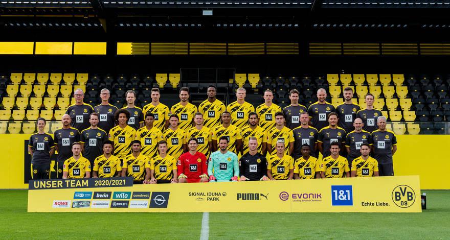 Kader Dortmund 2021