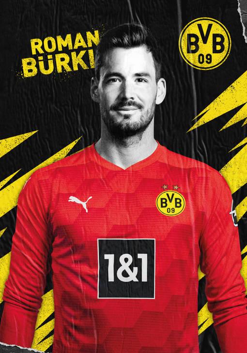 BVB 09 | Teams | First Team - Player: Roman Buerki | bvb.de