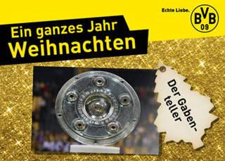 Bvb Frohe Weihnachten.Kostenlose E Cards Zu Weihnachten Von Borussia Dortmund