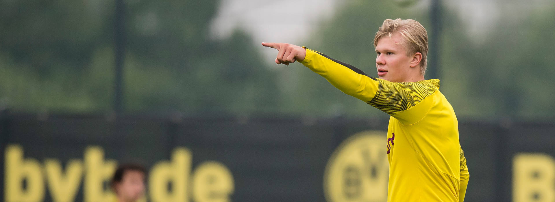 Erling Haaland on the BVB Podcast