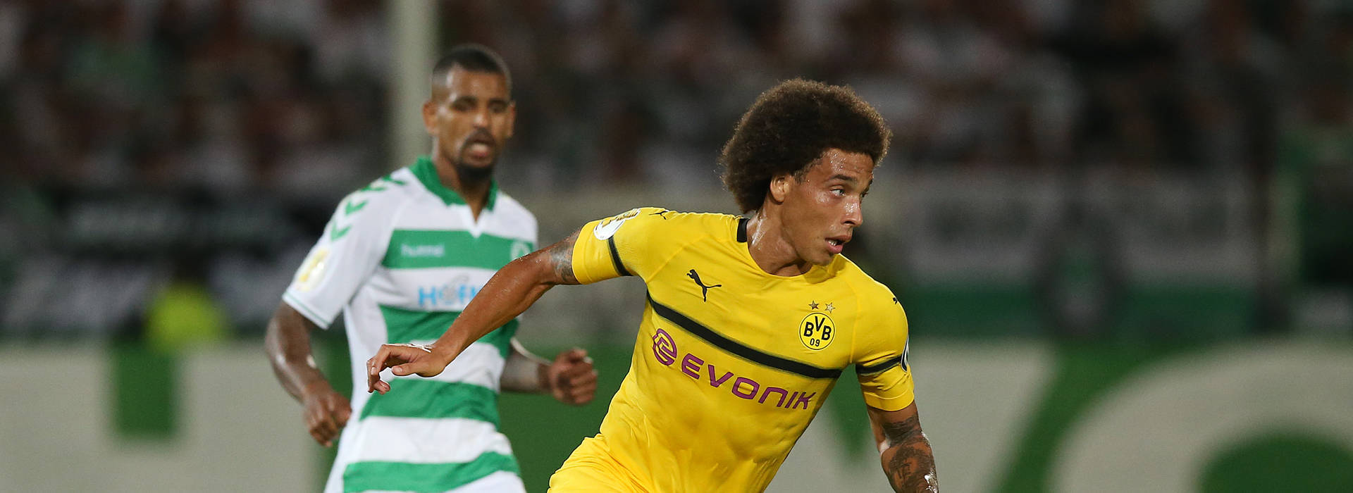 Axel Witsel: In the right place at the right time