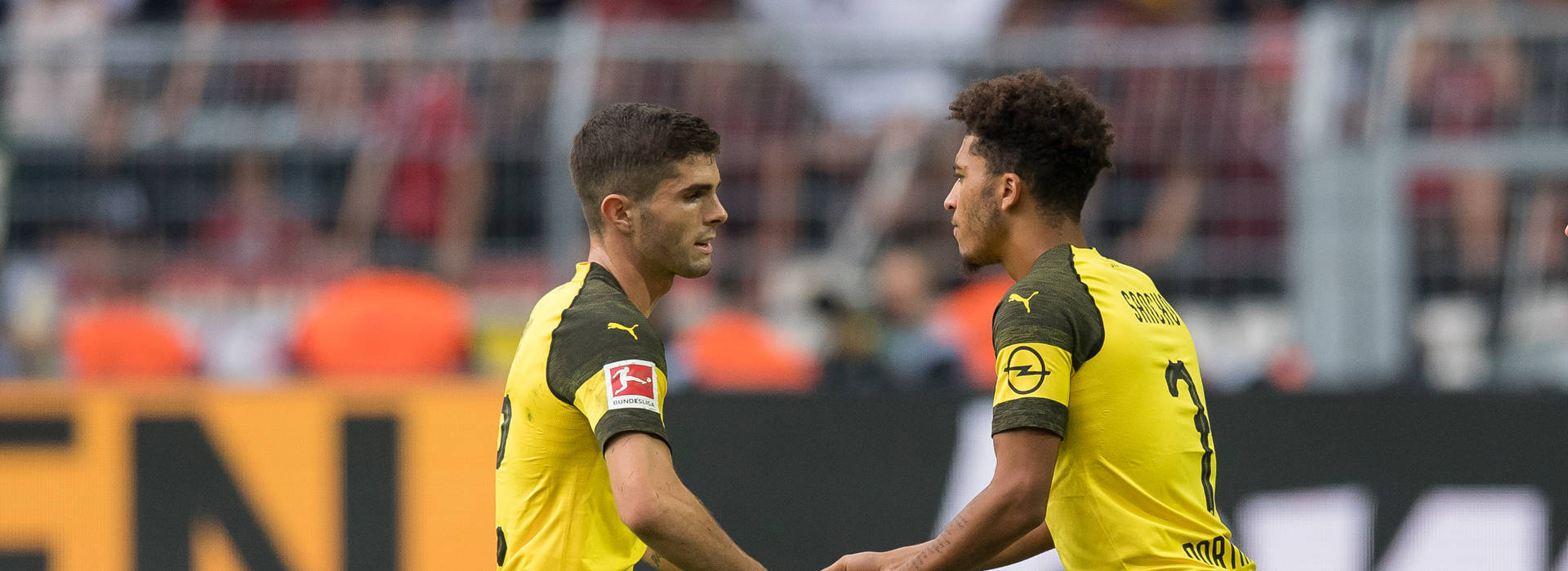 Sancho to face Pulisic as 13 BVB players receive call-ups