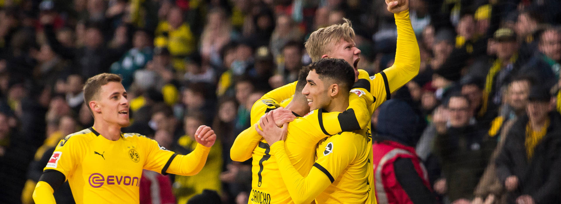 "Young BVB with ""mature performance"""