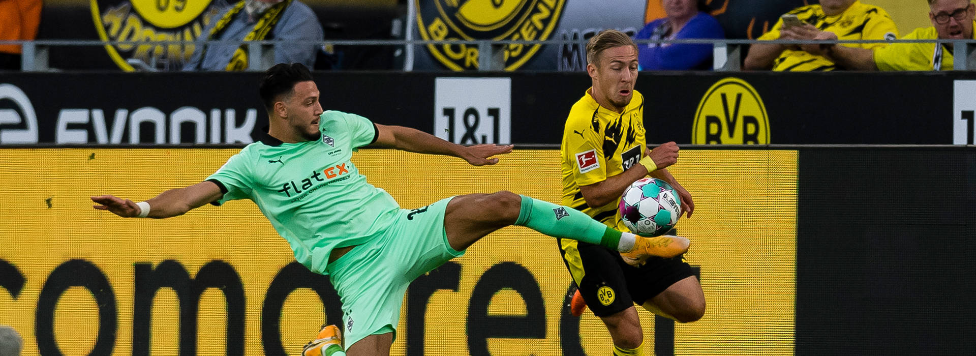 Reyna and Haaland fire BVB to 3-0 win over Gladbach
