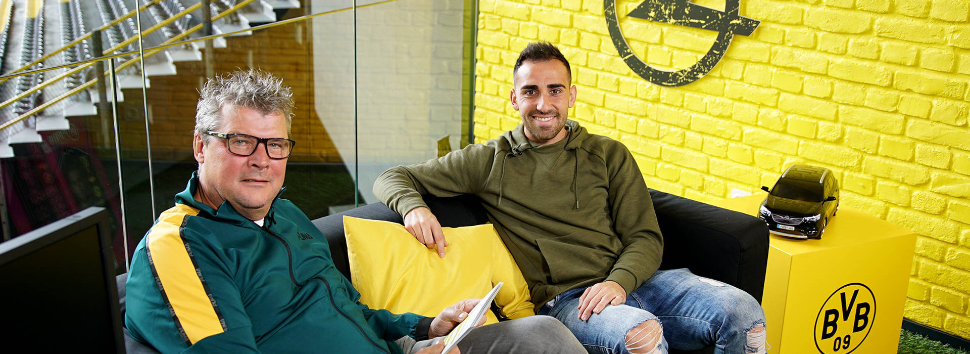 Video: Matchday Magazine with Paco Alcácer