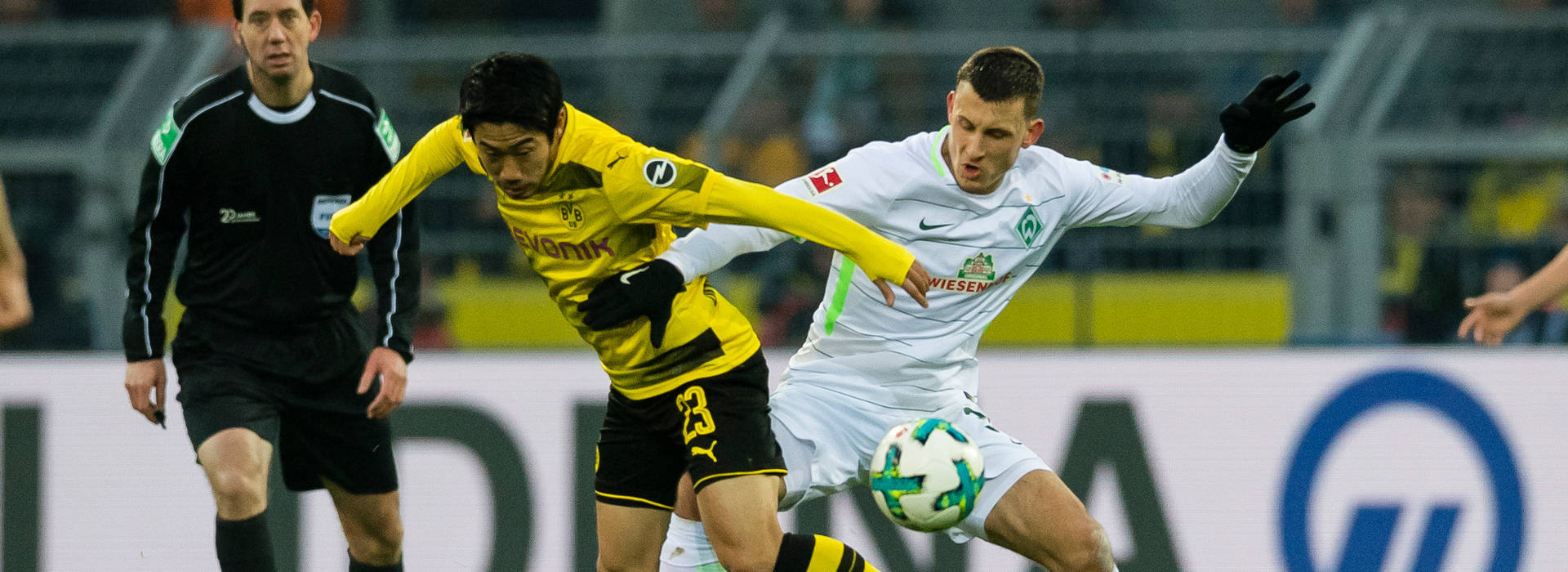 BVB's wait for turnaround continues following 2-1 defeat by Bremen
