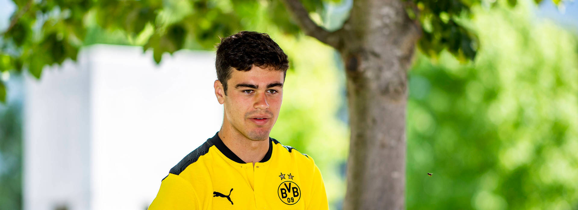 "Giovanni Reyna: ""I'm still learning a lot tactically"""