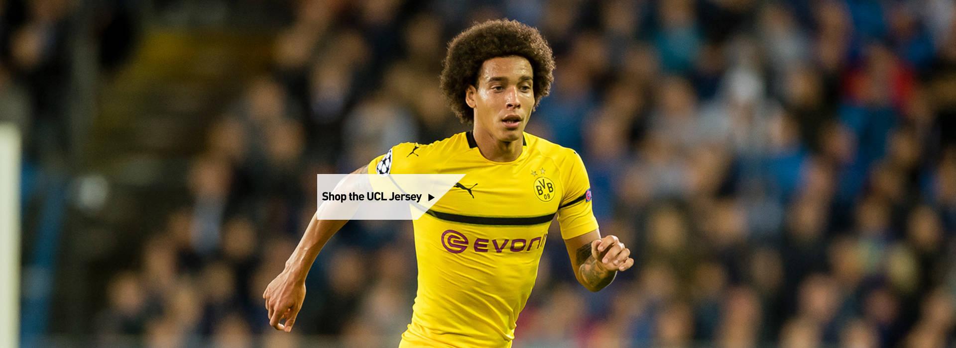 Terza Maglia Borussia Dortmund Eric Oelschlägel