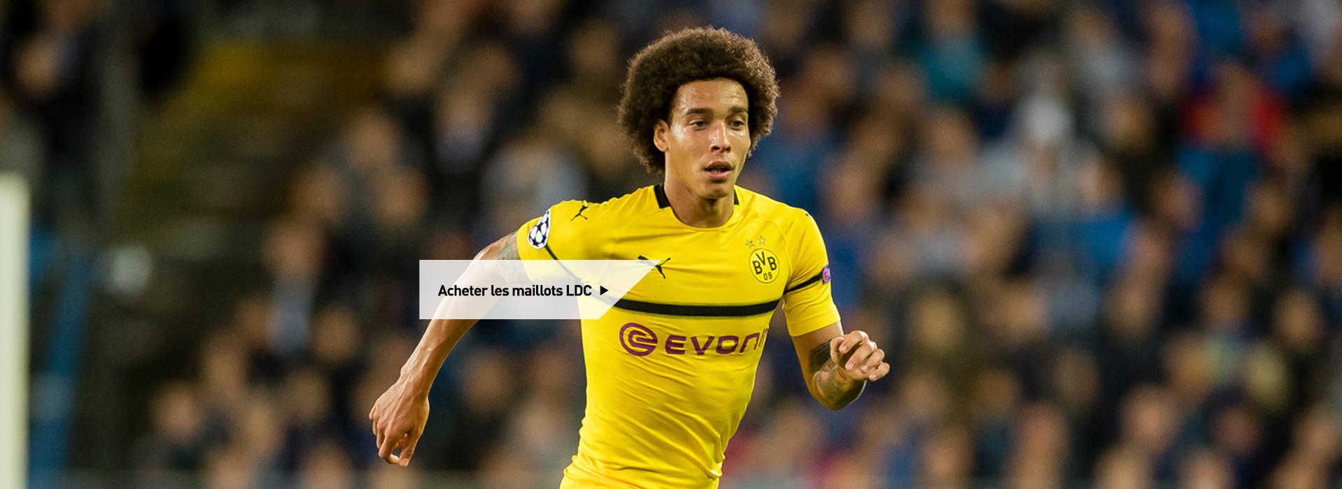Maillot THIRD Borussia Dortmund Eric Oelschlägel