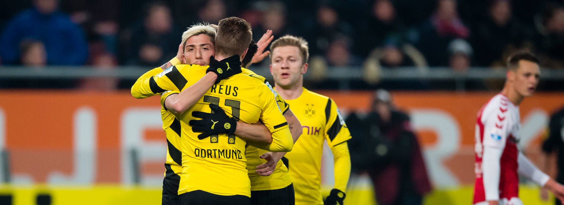 Borussia Dortmund Website