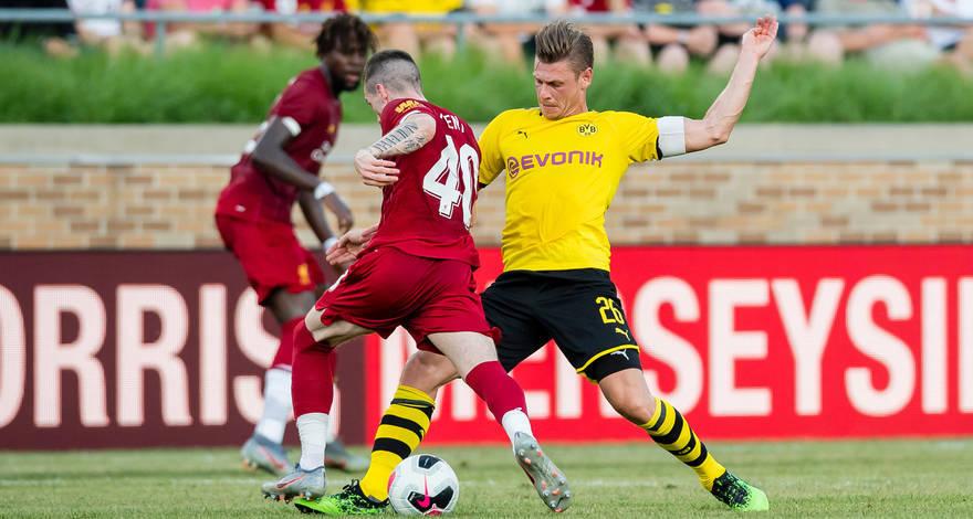 Dortmund Liverpool Fanfreundschaft