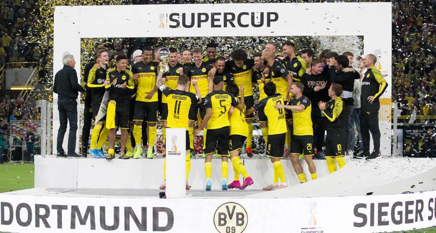 Supercup 2020 Bvb