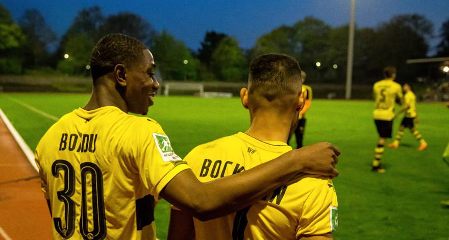U23 am Sonntag gegen Uerdingen | bvb.de