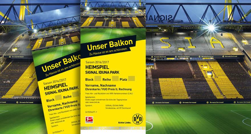Dortmund Stadion Tickets