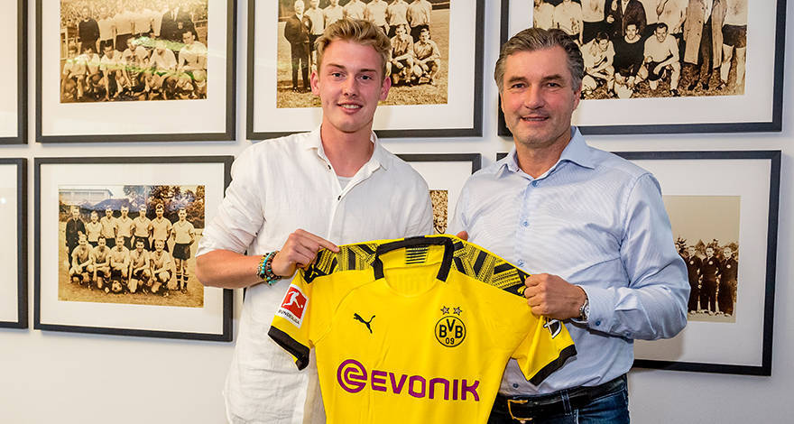 Summer 2019 confirmed transfers and contracts Brandt-Neuzugang-G_bvbnachrichtenbild_regular