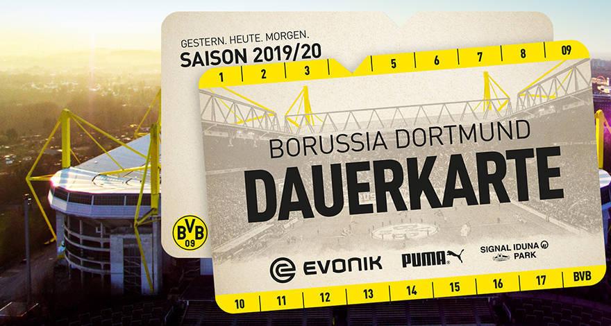 BVB TICKET GEWINNSPIEL 2019