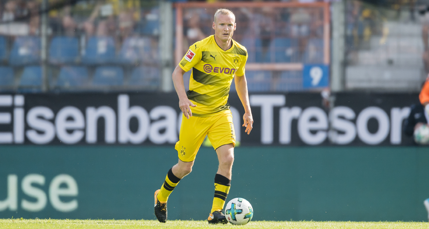 Maillot Extérieur Borussia Dortmund Sebastian Rode