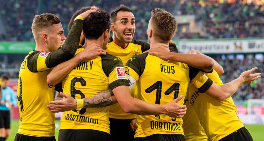 VfL Wolfsburg TICKET BL 2002//03 BVB 09 Borussia Dortmund