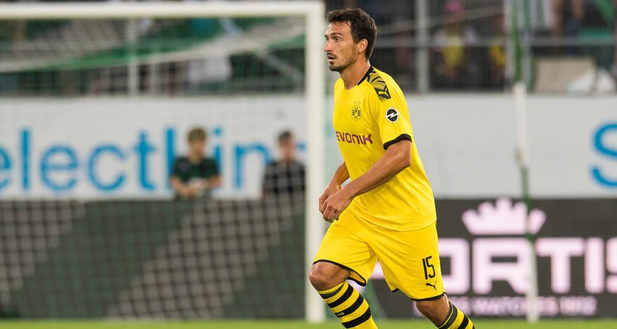 Poster BVB 09 Borussia Dortmund mannschaftsfoto saison 2015//2016