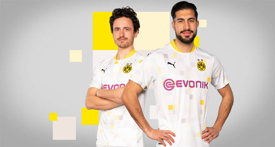 Our New Third Jersey Cup Edition 20 21 Bvb De