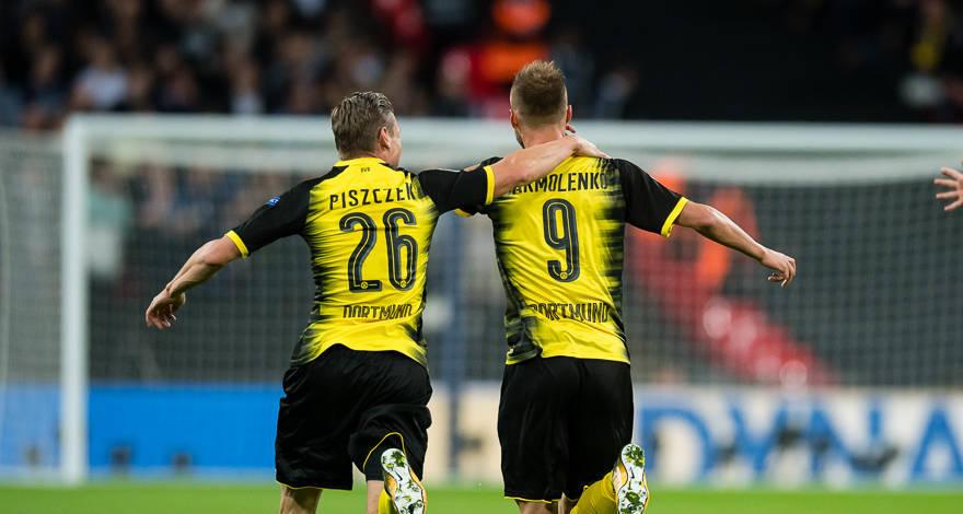 Tottenham Gegen Bvb: BVB Hadert Mit Referee Und Verliert Gegen Tottenham