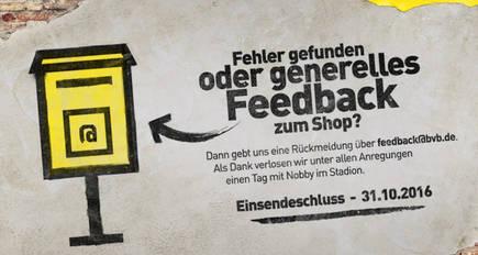 Der Volltreffer im Netz: Der neue BVB Onlineshop |