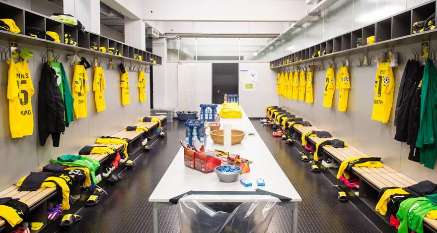 Stadionbesichtigung Dortmund