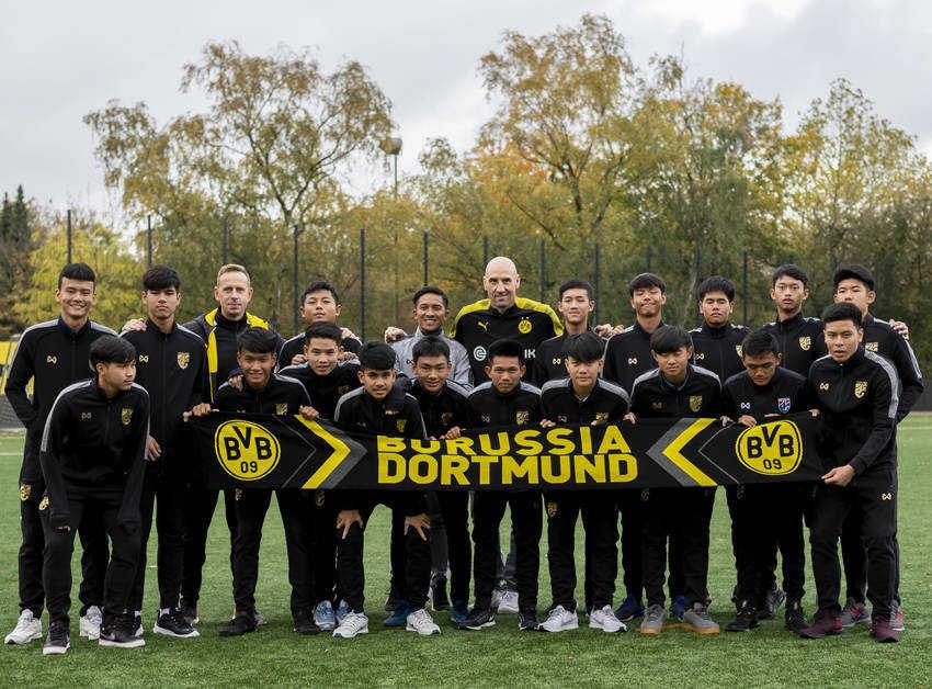 Bvb 09 News Bvb Evonik Football Academy Dortmund Bvb De