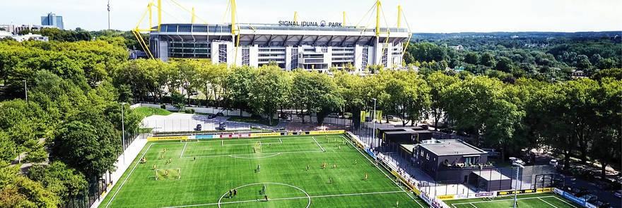 BVB 09 | Info | BVB Evonik Football Academy | bvb de