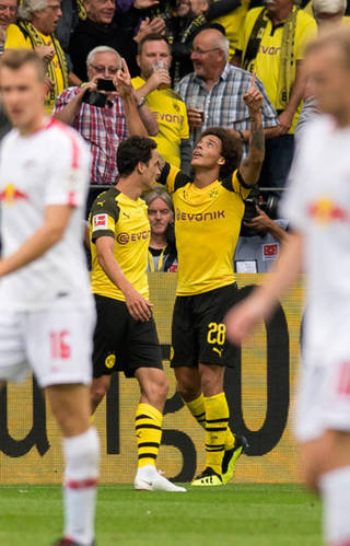 RB Leibzig 0-1 Borussia Dortmund (ÖZET) 96