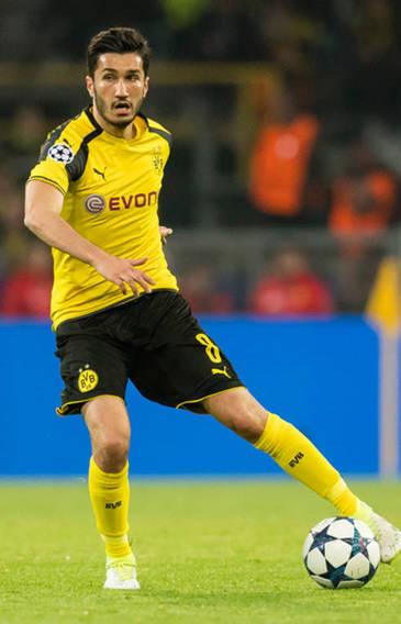 Borussia Dortmund and Nuri Sahin sign contract extension until 2019   bvb.de