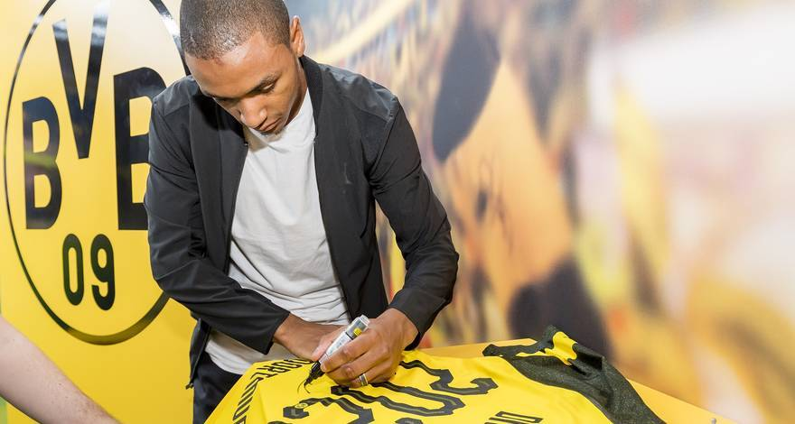 Borussia Dortmund sign Abdou Diallo | bvb.de