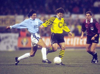 Vor 25 Jahren: Chapuisat und Riedle treffen gegen Lazio