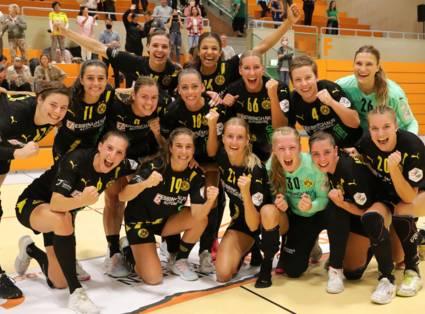 Spitzenspiel in Bietigheim mit 20 aktuellen Nationalspielerinnen