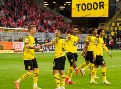 4:2 nach 3:0 gegen Union: Haaland erstickt Berliner Aufbäumen