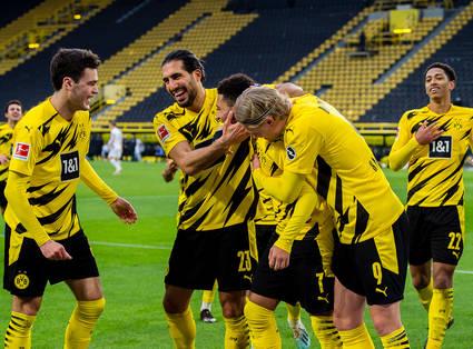 BVB macht mit klarem 3:0-Sieg drei Punkte gut