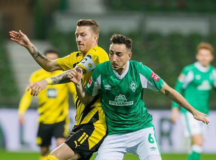 Spektakulär ist Standard zwischen Borussia und Werder