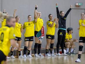 Königsklassen-Sieg für BVB-Damen in Montenegro