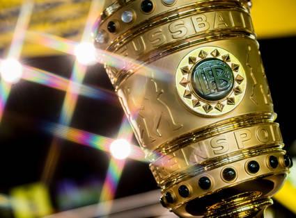 Im Pokal-Halbfinale gegen Kiel