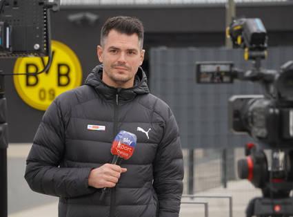 Sky-Reporter Jesco von Eichmann im Podcast: Immer hautnah dabei