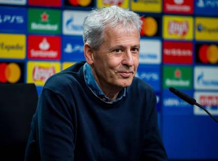LIVE: Pressekonferenz vor Lazio Rom