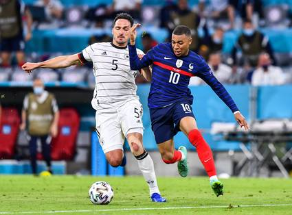 Deutschland unterliegt Frankreich – Guerreiro trifft