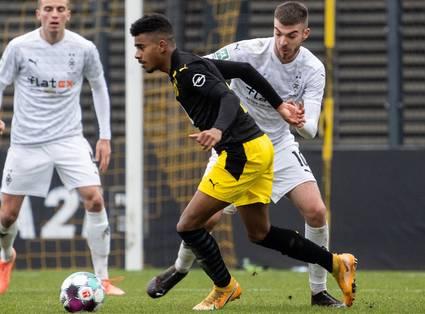 U23 beendet in Mönchengladbach die Englische Woche