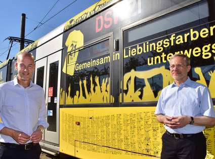 Mit der Eintrittskarte aus ganz NRW kostenfrei zum Heimspiel