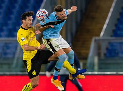 Nur Haaland trifft beim 1:3 gegen Lazio Rom