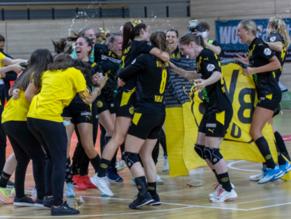 Deutscher Meister 2021! BVB-Damen holen vorzeitig den Titel