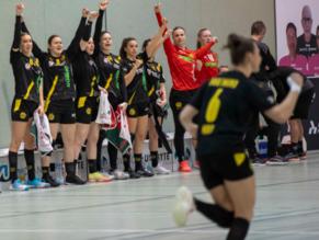 BVB-Damen gewinnen Spitzenspiel in Metzingen