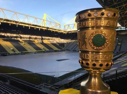 Mit dem DFB-Pokal in die Sommerferien – sichert Euch ein Foto mit dem Pokal!